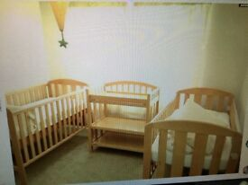 Mamas and Papas cot bed - REDUCED PRICE