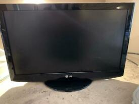 "LG 21"" tv"