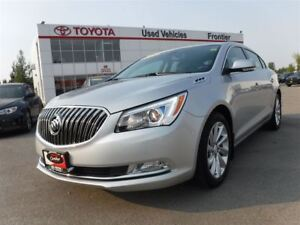 2015 Buick LaCrosse Leather / Alloy Wheels/ Backup Camera