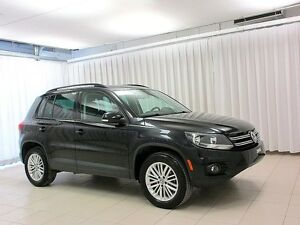 2016 Volkswagen Tiguan 2.0L TSI SUV w/ ALLOYS, BLUETOOTH, HEATED