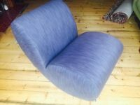 Dwell Rocking chair (x2) grey, great condition - comfy and stylish