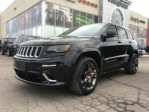 2016 Jeep Grand Cherokee Grand Cherokee SRT8 * Only 15430 kms !!