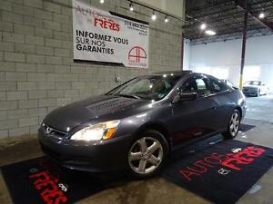 2007 Honda Accord V6 Coupe // 6-SPEED + BAS KMS