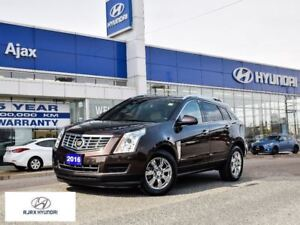 2016 Cadillac SRX *Luxury Collection|Pano Sunroof