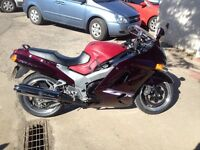 Kawasaki ZZR 1100 1997 Low milage 4330 Miles 1 owner, Immaculate condition .