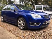 Ford Focus st 225 in modified stunning example