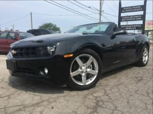 2012 Chevrolet Camaro 2LT | DROPTOP| AUTO | LEATHER | ALLOYS