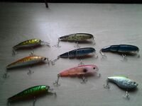 PIKE / SANDER / PERCH LURES