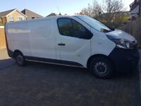 MAN AND VAN FROM 20 POUNDS ONE THING IN BOURNEMOUTH AREA OR OTHERS PLACES IN UK, VAUXALL VIVARO.