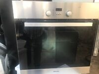 Miele stainless steel new model fully integrated built in single fan assisted oven