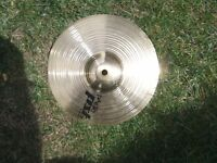 paiste fist 3 10 inch splash cymbal as new only used twice