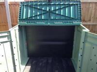Keter Garden storage plastic shed