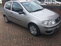 Fiat punto silver 2006