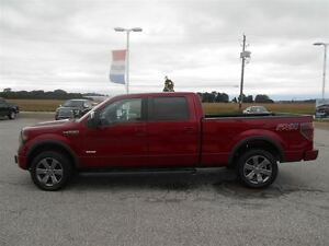 2014 Ford F-150 FX4 SuperCrew 3.5L V6 EcoBoost long box Windsor Region Ontario image 8