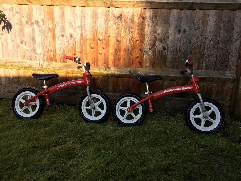 Radio Flyer Balance Bike With Air Tire In Watlington Oxfordshire