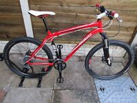Specialized Rockhopper SL Comp 19 inch Mountain Bike Fantastic Condition Hardly Used £650 No Offers!