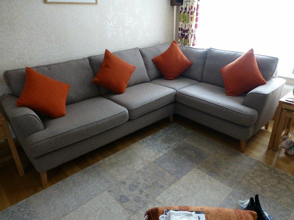 Fabulous Marks Spencer Copenhagen Small Corner Sofa Right Hand Perfect Condition In Llantwit Major Vale Of Glamorgan Gumtree Creativecarmelina Interior Chair Design Creativecarmelinacom