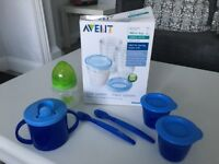 Free Breast milk storage containers and few extras