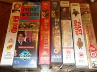 USED COMEDY VHS