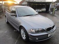 BMW 318I, 04 REG