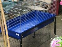 Large indoor rabbit cage guinea pig
