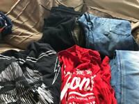 Bundle boys clothes 13 years