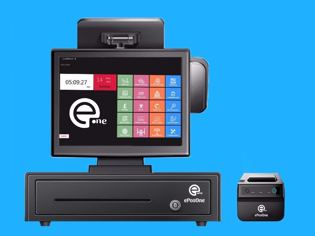 All in one ePOS system, BRAND NEW, NO HIDDEN FEES!