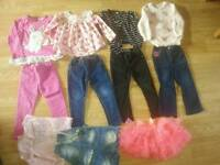 GIRLS CLOTHES BUNDLE 3-4 YEARS CAN POST