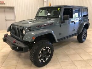2014 Jeep Wrangler Unlimited Rubicon*MAGS*2TOITS*NAV*BLUETOOTH*C