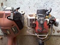 2 Petrol strimmers FREE