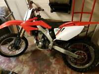 Crf 250 r swap for ktm or kxf