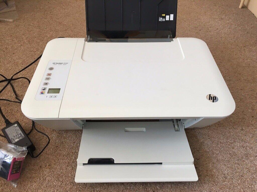 HP Deskjet 2540 All-in-One Printer   in Torquay, Devon   Gumtree