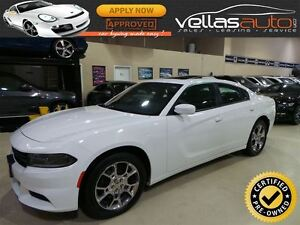2016 Dodge Charger SXT**AWD**NAVI**LEATHER**SUNROOF**