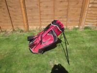 Nike Golf Bag - Stand/Carry - Great Bag