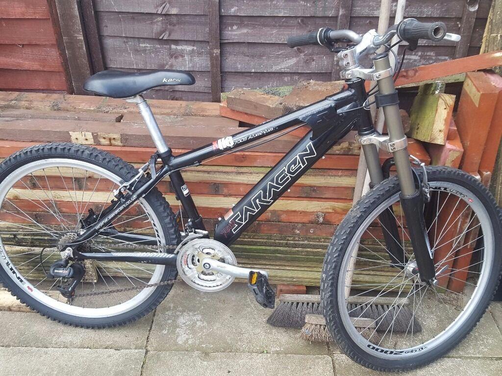 Saracen Xile 7005 Aluminium Frame Bike In Milton Keynes