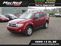 2012 Ford Escape XLT - You're Approved!