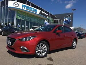 2014 Mazda MAZDA3 GS-SKY | CONVENIENCE PACKAGE