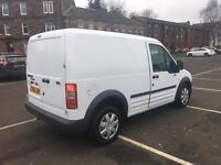Ford transit connect 2008+£1600++no offers+no vat+mot oct 17++