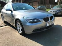 bmw 525d se manual 4 dr saloon 2006 119k