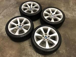 18 BMW Staggered Wheels 5x120 and Staggered Summer Tires (BMW 5 Series) Calgary Alberta Preview