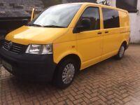 VW Transporter T5 Camper/ Day Van
