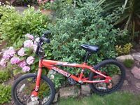Child's Apollo BMX. Good condition. Needs new brake cables