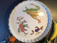 Large Royal Worcester plate