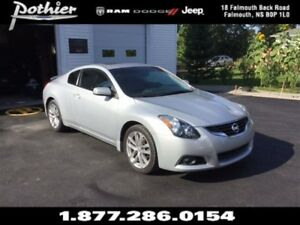 2012 Nissan Altima 3.5 SR (CVT) | LEATHER | SUNROOF | BLUETOOTH