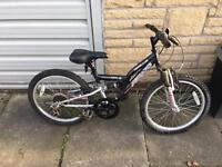 Apollo FS20 Full Suspension Mountain Bike