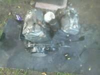 Honda vt 500 engine