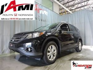 2014 Honda CR-V Touring **GARANTIE PROLONGÉE**