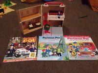 Postman Pat set