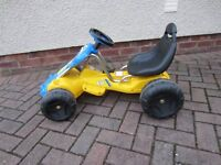 Childs 6v Go Kart with Charger