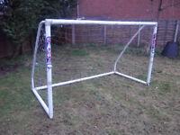 """SAMBA Goal Approx 8ft6"""" wide x 5ft High"""